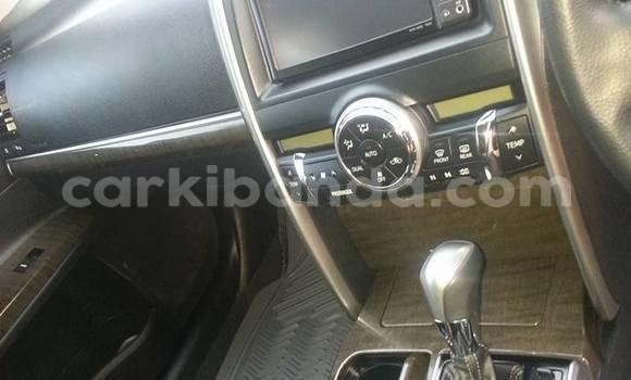 Buy Used Toyota Mark X Silver Car in Arua in Uganda