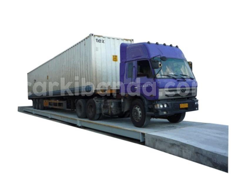 Big with watermark 3x12m 60ton 80ton 100ton electronic digital truck scale weighbridge weight truck scale
