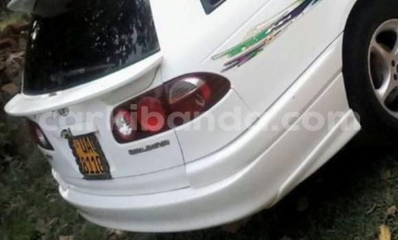 Buy Used Toyota Caldina White Car in Arua in Uganda