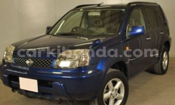 Buy Used Nissan X–Trail Blue Car in Arua in Uganda