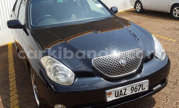 Buy Used Toyota Verosa Black Car in Kampala in Uganda