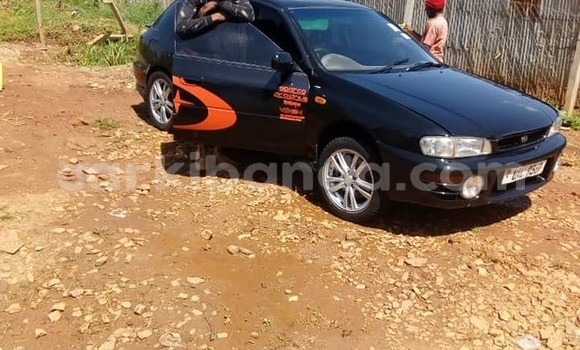 Buy Used Subaru Impreza Black Car in Nansana in Uganda
