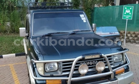 Buy Used Toyota Land Cruiser Other Car in Kampala in Uganda
