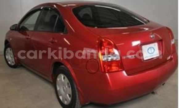 Buy Used Nissan Primera Red Car in Arua in Uganda