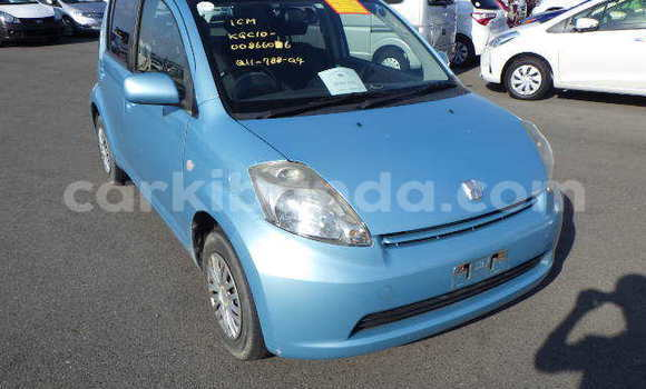 Buy New Toyota Passo Blue Car in Kampala in Uganda