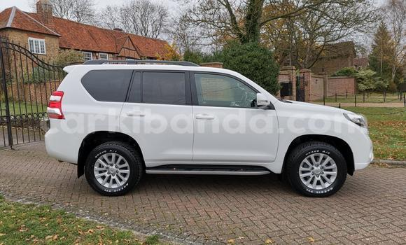 Buy Used Toyota Land Cruiser Beige Car in Kampala in Uganda