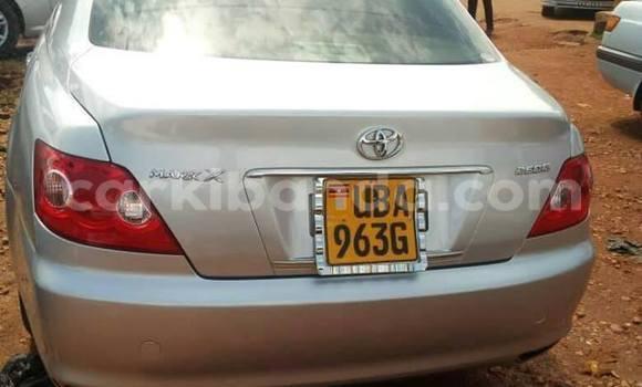 Buy Used Toyota Mark II Silver Car in Kampala in Uganda