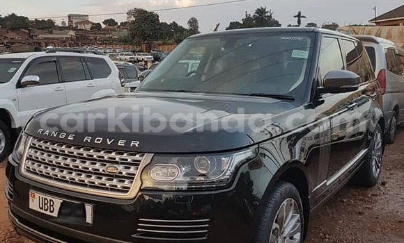 Buy Used Land Rover Range Rover Vogue Black Car in Kampala in Uganda