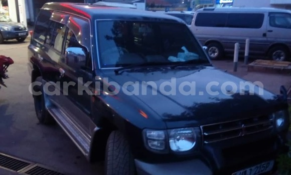 Buy Used Mitsubishi Pajero Green Car in Entebbe in Uganda