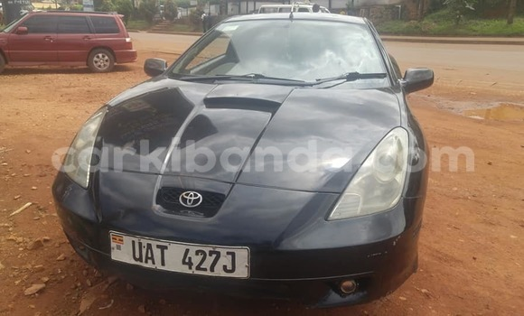 Buy Used Toyota Celica Black Car in Kampala in Uganda