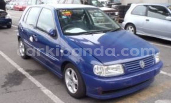 Buy Used Volkswagen Polo Blue Car in Arua in Uganda