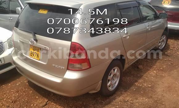 Buy Used Toyota Fielder Other Car in Kampala in Uganda