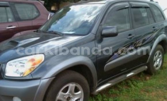 Buy Used Toyota RAV4 Black Car in Arua in Uganda