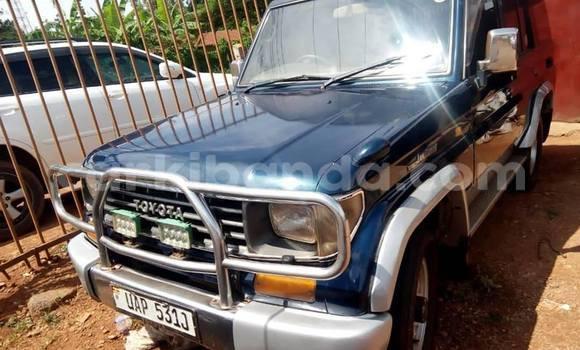 Buy Used Toyota Land Cruiser Blue Car in Kampala in Uganda