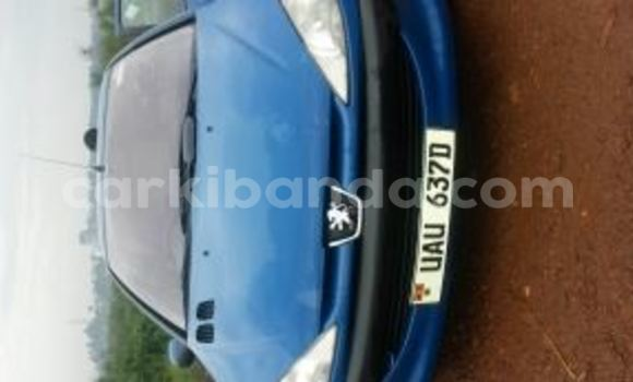 Buy Used Peugeot 206 Blue Car in Arua in Uganda