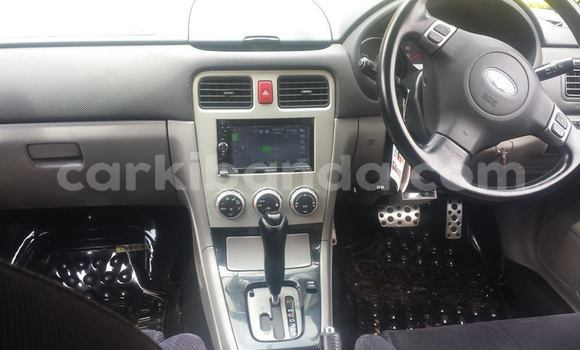 Buy Used Subaru Forester Other Car in Kampala in Uganda
