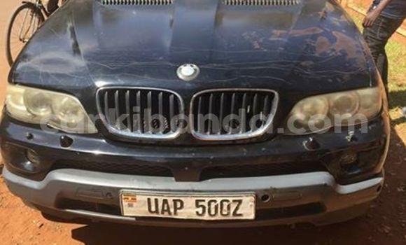 Buy Used BMW X5 Black Car in Kampala in Uganda
