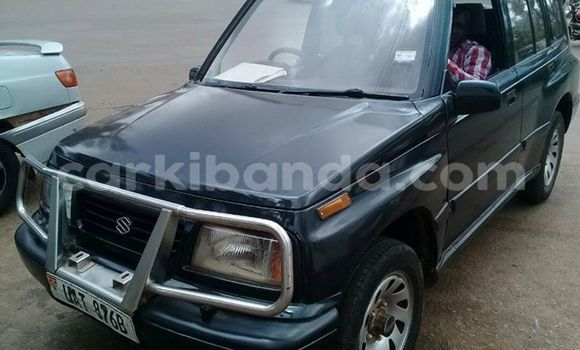 Buy Used Suzuki Escudo Black Car in Kampala in Uganda