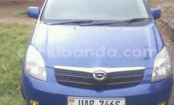 Buy Used Toyota Spacio Blue Car in Kampala in Uganda