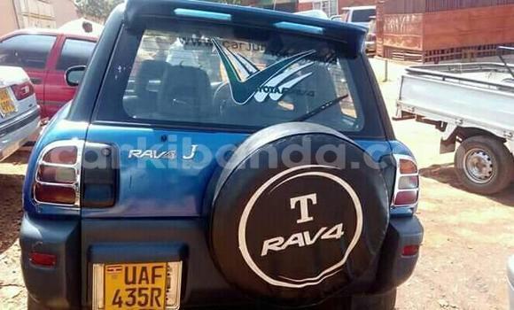 Buy Used Toyota RAV 4 Blue Car in Kampala in Uganda