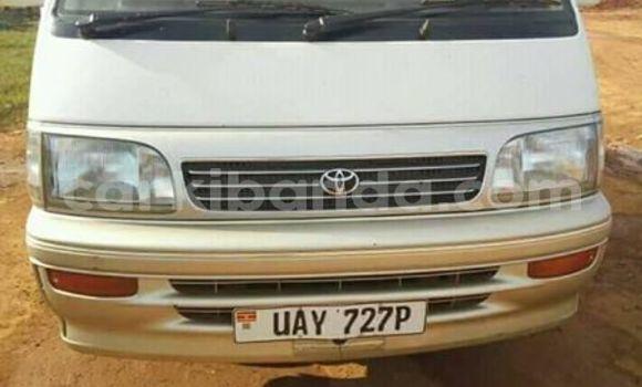 Buy Used Toyota Super Custom Beige Car in Kampala in Uganda