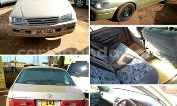 Buy Used Toyota Premio Brown Car in Kampala in Uganda