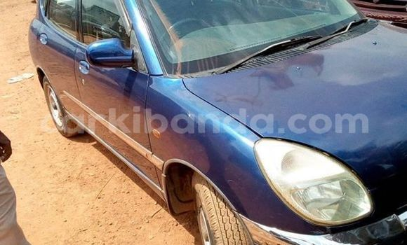 Buy Used Toyota Duet Blue Car in Kampala in Uganda