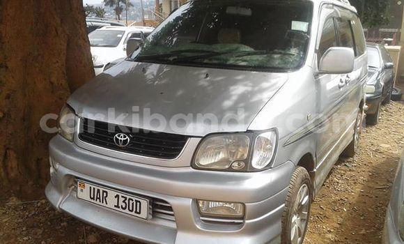Buy Used Toyota Noah Silver Car in Kampala in Uganda