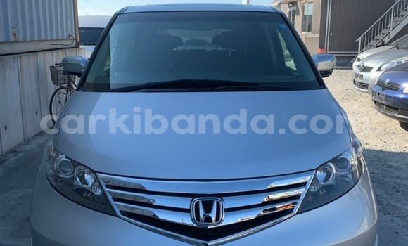 Buy Used Honda Elysion Silver Car in Kampala in Uganda