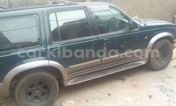 Buy Used Ford Explorer Green Car in Kampala in Uganda