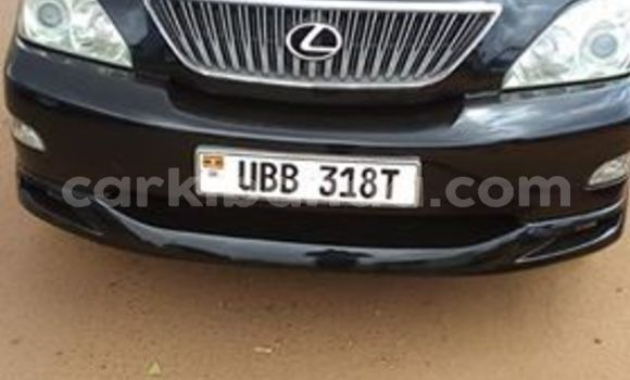 Buy Used Lexus RX 300 Black Car in Kampala in Uganda