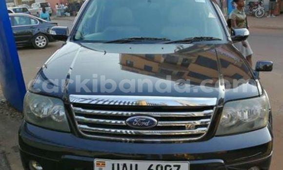 Buy Used Ford Escape Black Car in Kampala in Uganda