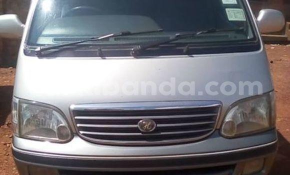 Buy Used Toyota Super Custom Silver Car in Kampala in Uganda