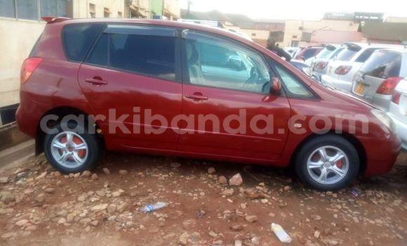Buy Used Toyota Spacio Red Car in Kampala in Uganda