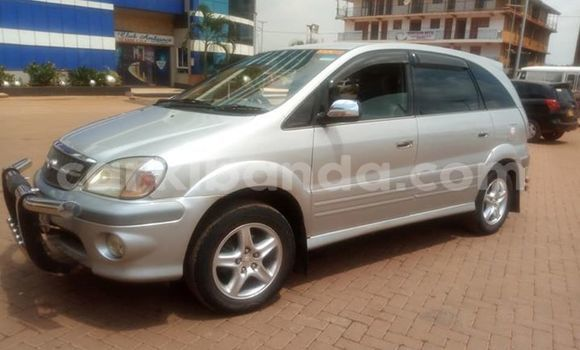 Buy Used Toyota Nadia Silver Car in Kampala in Uganda