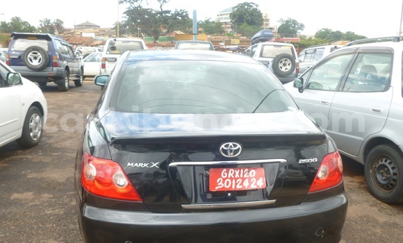 Buy New Toyota Mark II Blue Car in Arua in Uganda
