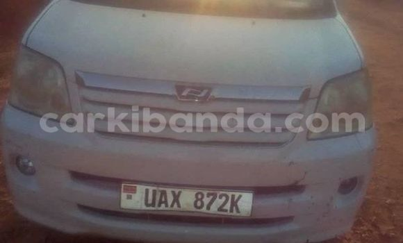 Buy Used Toyota Noah White Car in Kampala in Uganda
