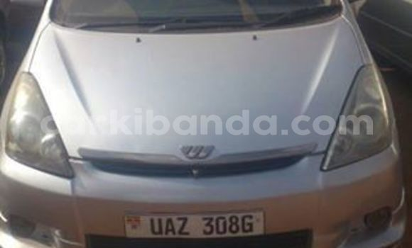 Buy Used Toyota Wish Silver Car in Kampala in Uganda