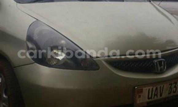 Buy Used Honda Fit Other Car in Kampala in Uganda