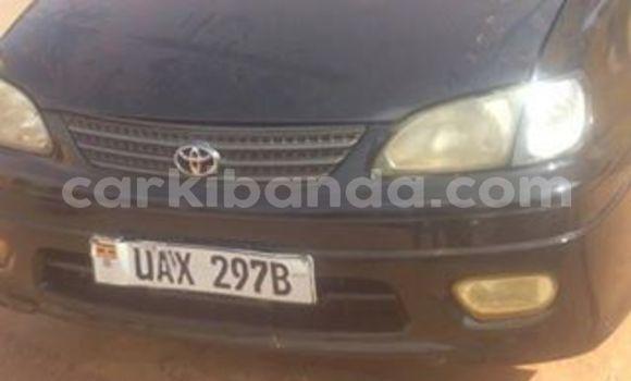 Buy Used Toyota Spacio Black Car in Kampala in Uganda