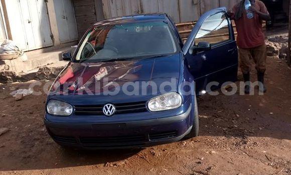 Buy Used Volkswagen Golf Blue Car in Kampala in Uganda