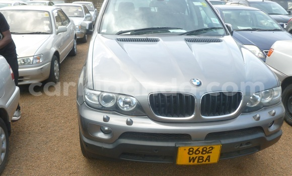 Buy Used BMW X5 Silver Car in Arua in Uganda