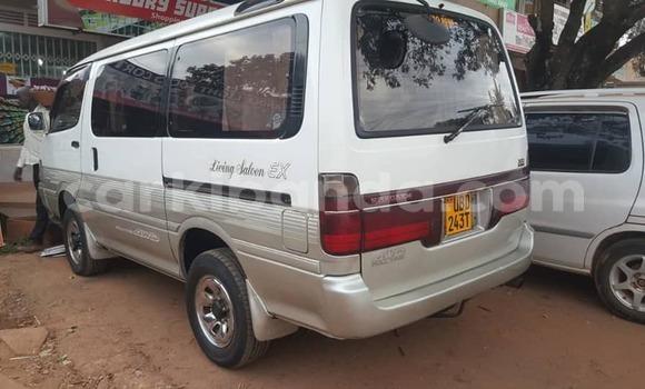 Buy Used Toyota Hiace Other Car in Kampala in Uganda