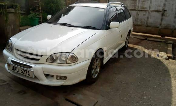 Buy Used Toyota Caldina White Car in Kampala in Uganda