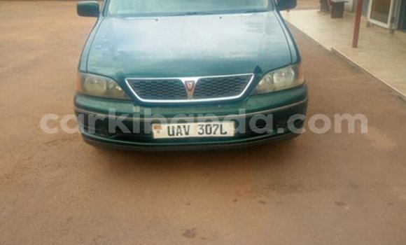Buy Used Toyota Vista Green Car in Kampala in Uganda