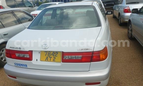 Buy Used Toyota Premio Silver Car in Arua in Uganda
