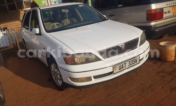Buy Used Toyota Vista White Car in Kampala in Uganda