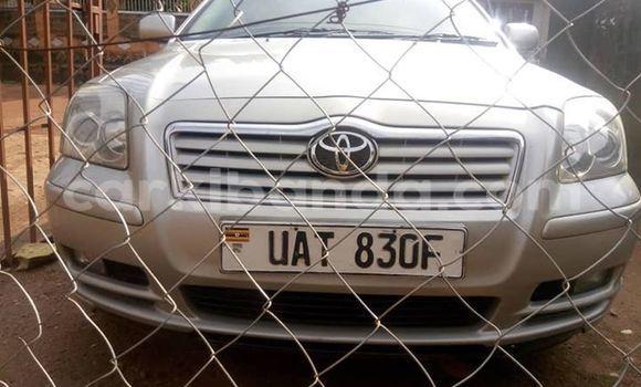 Buy Used Toyota Avensis Silver Car in Kampala in Uganda