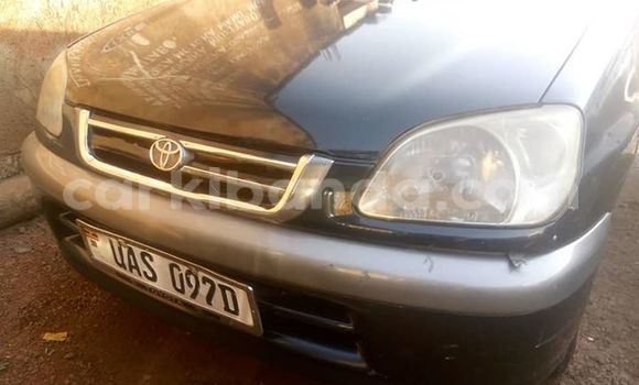 Buy Used Toyota Raum Green Car in Kampala in Uganda