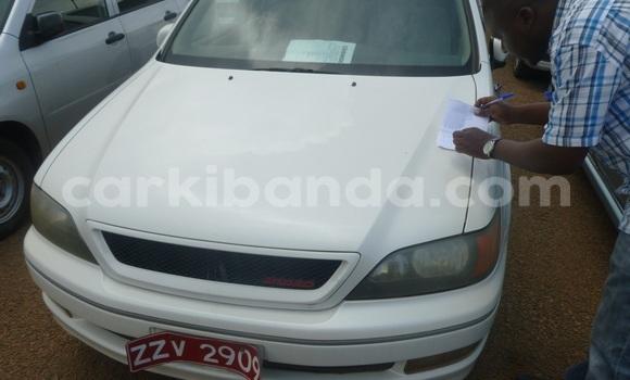 Buy Used Toyota Vista White Car in Arua in Uganda